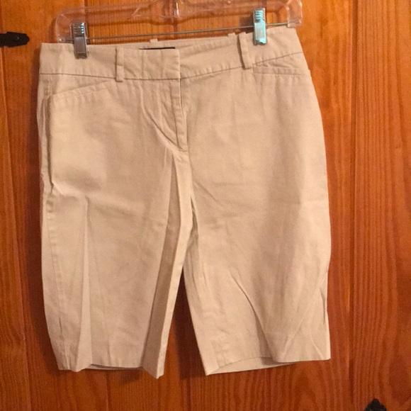 Talbots Pants - EUC Talbots khaki walking shorts